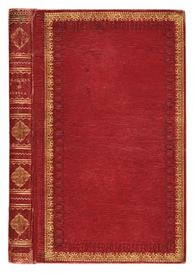 Lot 34 - Svin'in, Pavel Petrovich. Sketches of Russia
