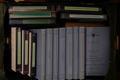Lot 16 - Hakluyt Society, 63 volumes, all in dust jackets