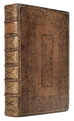 Lot 354 - Raleigh (Walter). The Historie of the World. In five bookes..., [1628]