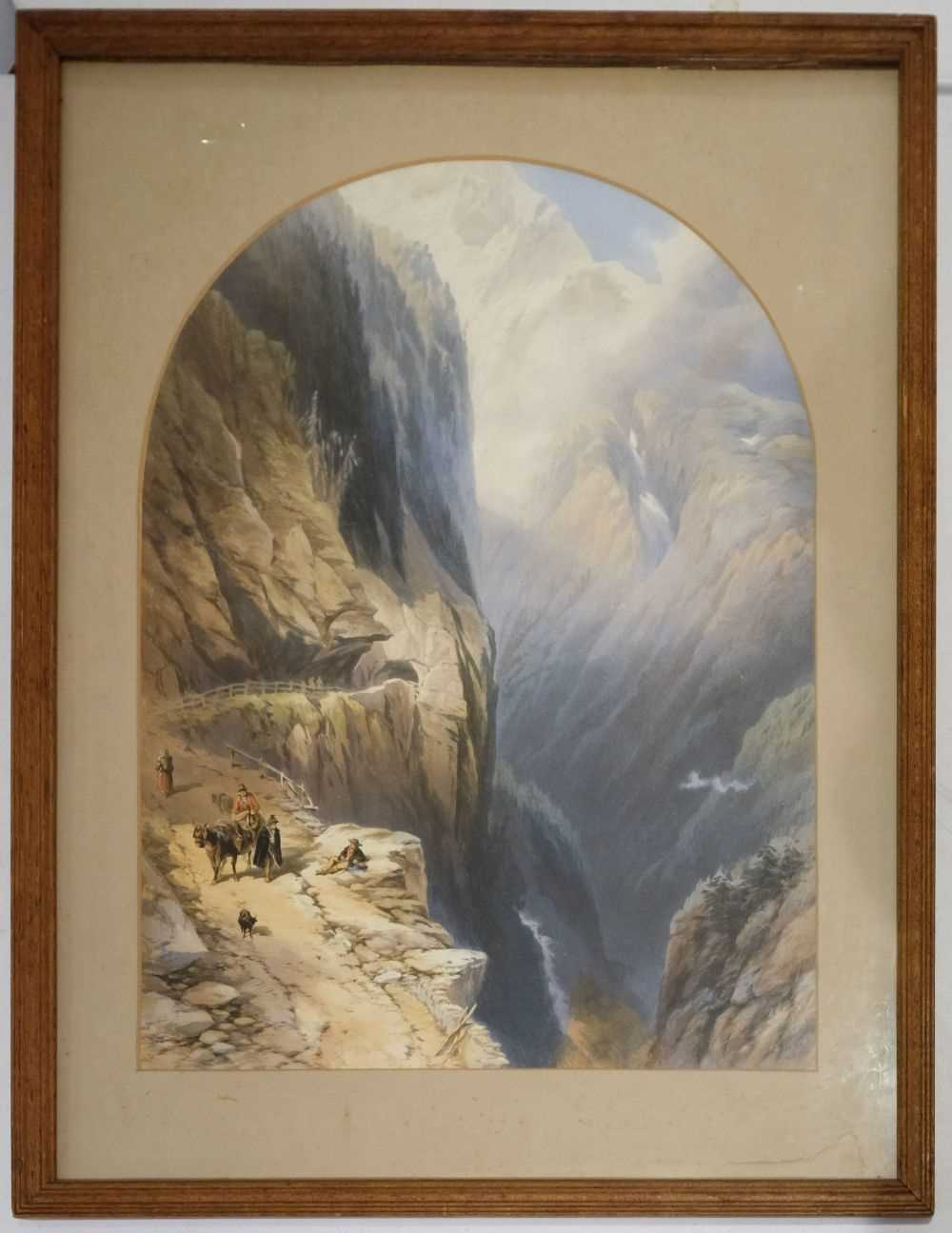 Lot 11 - Mountaineering. Letters & photos relating to mountaineering expeditions etc., mostly early 20th c.