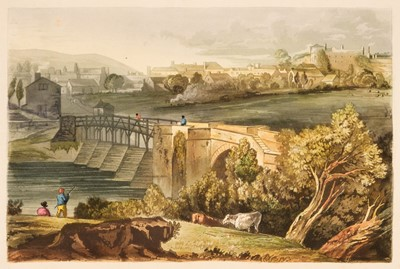 Lot 59 - Fielding (Theodore Henry). A Picturesque Description of the River Wye, 1841