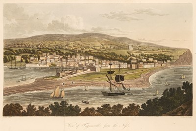 Lot 66 - Noble (W.B.) A Guide to the Watering Places on the Coast, 1821