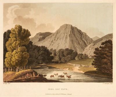 Lot 67 - Pugh (Edward). Cambria Depicta, 1816