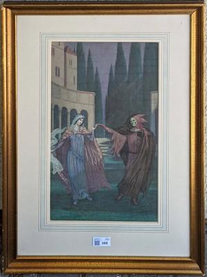 Lot 388 - Meteyard (Sidney Harold, 1868-1947). The Dance of Death, 1910
