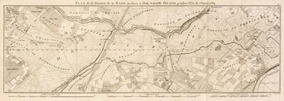 Lot 71 - Roy (William). Description des moyens emplyes pour mesurer la base de Hounslow-Heath, 1787