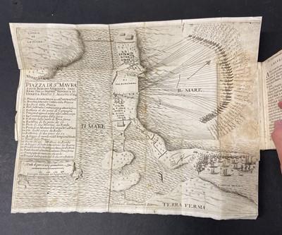 Lot 4 - Birken (Sigmund von).  L'Origine del Danubio, Venice, 1685