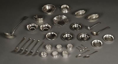 Lot 16 - Mixed Silver