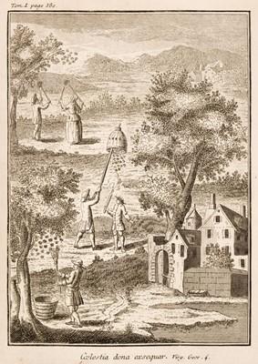 Lot 98 - Liger (Louis). La nouvelle Maison Rustique, ou Économie générale..., 2 vols., 10th ed., Paris, 1775