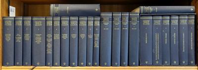 Lot 22 - Ganesha Publishing. 23 volumes