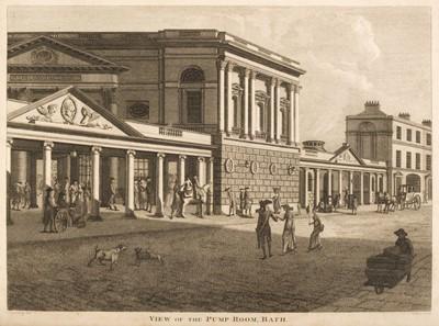 Lot 80 - Warner (Richard). The History of Bath, 1st edition, Bath, 1801