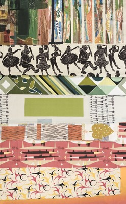 Lot 269 - Piper (John). Arundel and Stones of Bath fabric, and others