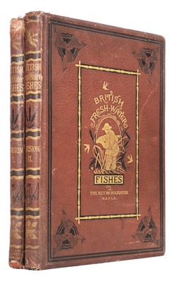 Lot 96 - Houghton (William). British Fresh-Water Fishes, 1st edition, 1879