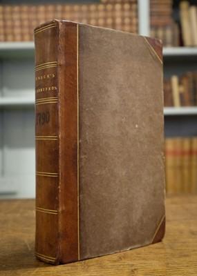Lot 86 - Bewick (Thomas). A General History of Quadrupeds, 1st ed., 1790