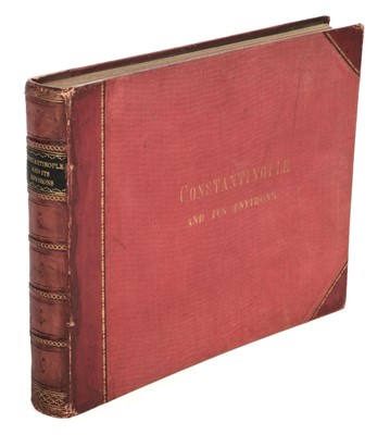 Lot 2 - Allom (Thomas). Fisher's Illustrations of Constantinople and its Environs, c. 1840
