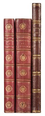 Lot 54 - Cardonnel (Adam de). Picturesque Antiquities of Scotland, 2 volumes, 1788-93