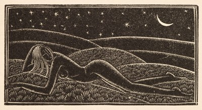 Lot 496 - Gill (Eric, 1882-1940), Selected Engravings by Eric Gill