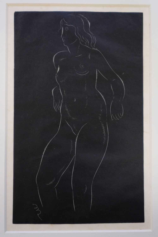 Lot 412 - Gill (Eric, 1882-1940). Twenty-Five Nudes: Three Plates