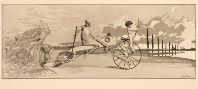 Lot 401 - Klinger (Max, 1857-1920). Intermezzi, Opus IV, 1881