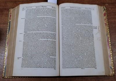 Lot 35 - Moryson (Fynes).An Itinerary, 1617