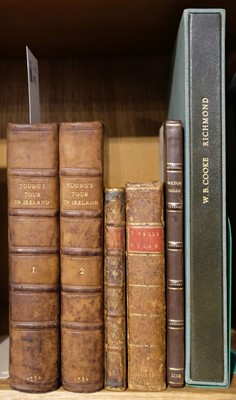 Lot 81 - Young (Arthur). A Tour in Ireland, 2nd edition, 2 volumes, London: T. Caddell, 1780