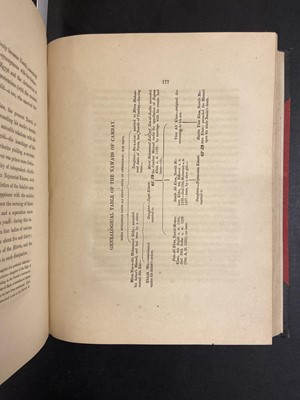 Lot 5 - Briggs (Henry George). The Cities of Gujarashthra: Their Topography & History... , 1st edition, 1849