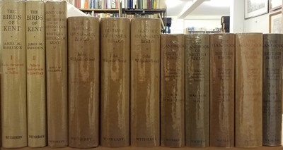 Lot 94 - H. F. & G. Witherby Ltd. 15 volumes