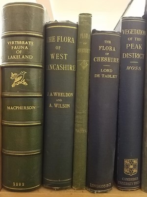 Lot 99 - Macpherson (H. A.). A Vertabrate Fauna of Lakeland..., Edinburgh: David Douglas, 1892