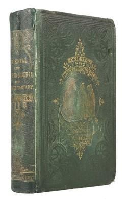 Lot 2 - Atkinson (Thomas William). Oriental and Western Siberia, 1858