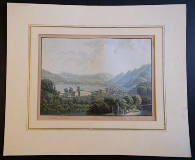 Lot 3 - Birmann (Swiss publisher & artist, 19th century). Como
