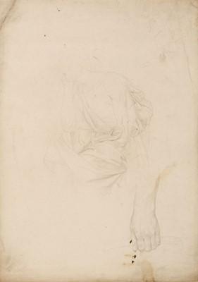 Lot 389 - Strudwick (John Melhuish, 1800-1862). Three Studies