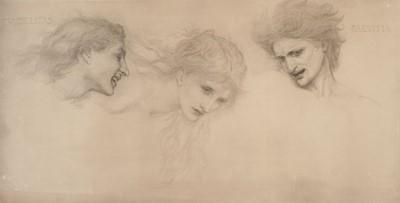 Lot 372 - Hollyer (Frederick, 1837-1933). Crudelitas and Saevitia