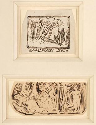 Lot 358 - Calvert (Edward, 1799-1883). Hamadryades, Nymphs & Satyrs
