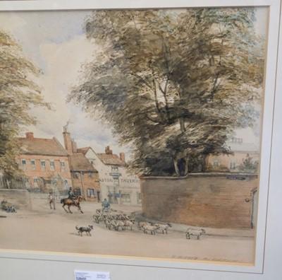 Lot 352 - Blackham (George Warren, active1888-1906). Scenes of Birmingham