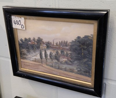 Lot 341 - Green (W., active 1829–1850) Birmingham scenes