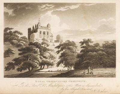 Lot 1 - Baker (J) Select Landscape Views of the Seats, 1801