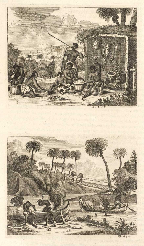 Lot 14 - Ogilby (John). Africa, 1670