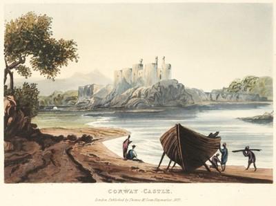Lot 30 - M'Lean (Thomas, publisher). A Picturesque Description of North Wales, 1823