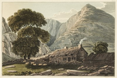 Lot 20 - Compton (Thomas). The Northern Cambrian Mountains, 1817