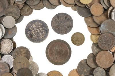 Lot 234 - Coins. Mixed collection of coins