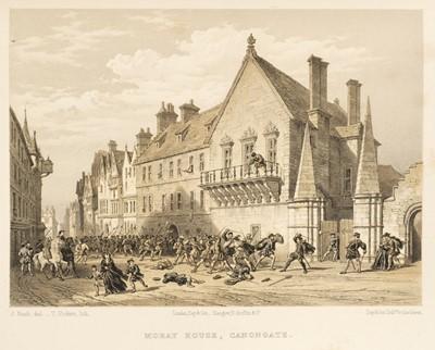 Lot 38 - Lawson (John Parker). Scotland Delineated, 1858