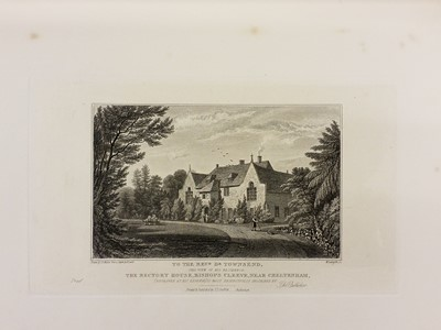 Lot 24 - Griffith (Samuel Young). Griffith's New Historical Description of Cheltenham, 1st edition, 1826