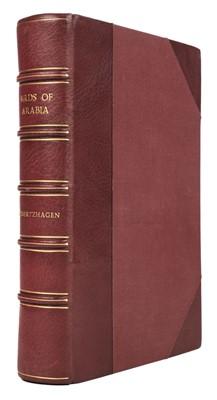 Lot 46 - Meinertzhagen (Richard). Birds of Arabia, 1st edition, 1954