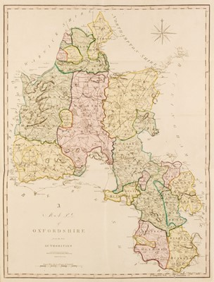 Lot 30 - Camden (William). Britannia: or a Chorographical Description, 4 volumes, 1806