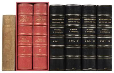 Lot 8 - Churchill (Winston S.) London to Ladysmith via Pretoria, 1st edition, 1900