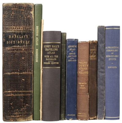 Lot 36 - Heywood (John, publisher). The Travelling Atlas of England & Wales..., circa 1873