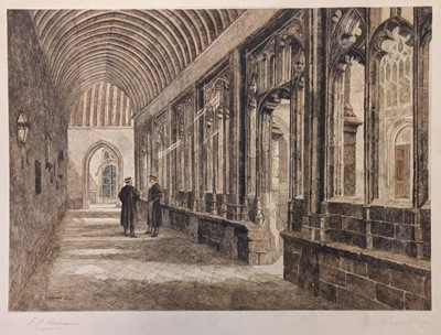 Lot 43 - Radclyffe (Charles William). Memorials of Winchester