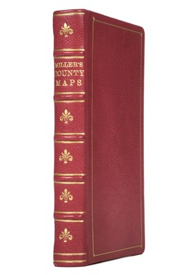 Lot 39 - Miller (R.). Miller's New Miniature Atlas..., 1810