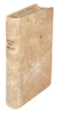 Lot 11 - Du Val (Pierre). Two Atlases of France (bound in one), circa 1669