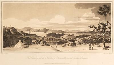 Lot 10 - Cordiner (James). A Description of Ceylon, 1807
