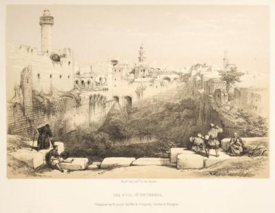 Lot 18 - Roberts (David, Illustrator), The Holy Bible, 1861